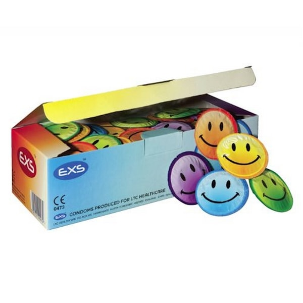 exs smiley faces clinic pack 144