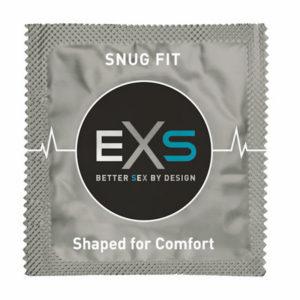 EXS Snug Fit Condom Foil